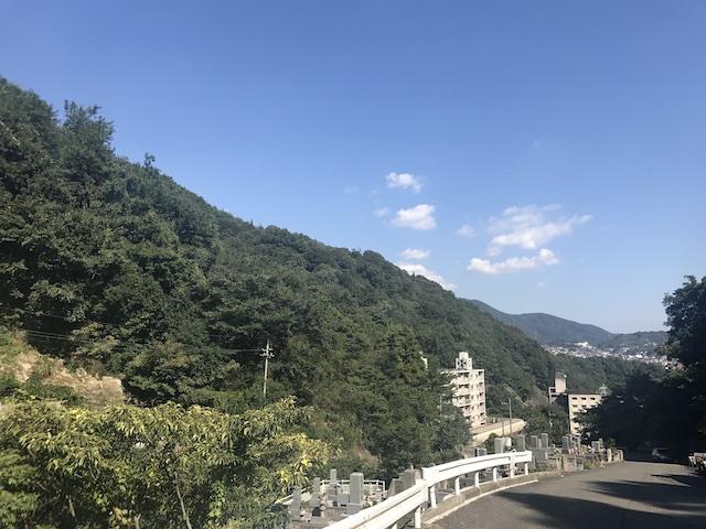 呉市営 二河墓地-05