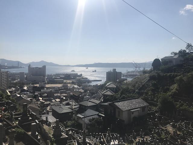 呉市営 二川墓地-03