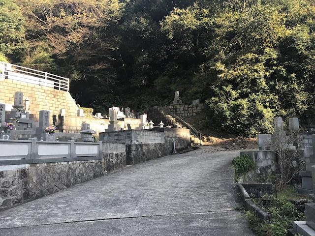呉市営 吉浦墓地-09