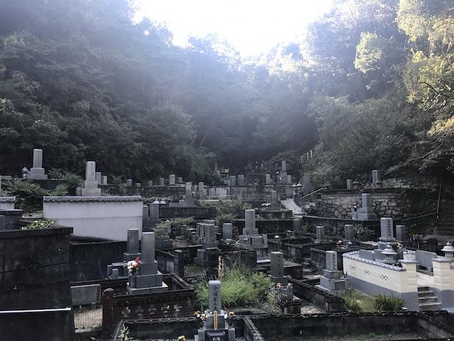 呉市営 吉浦墓地-05