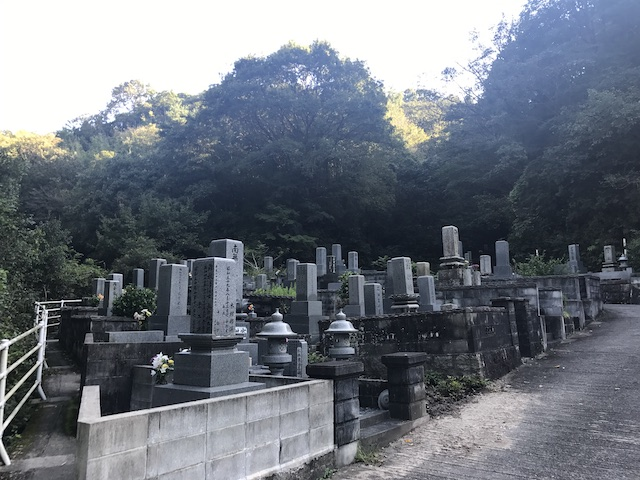 呉市営 吉浦墓地-04