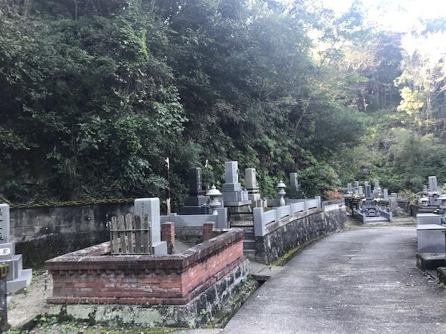 呉市営 吉浦墓地-02