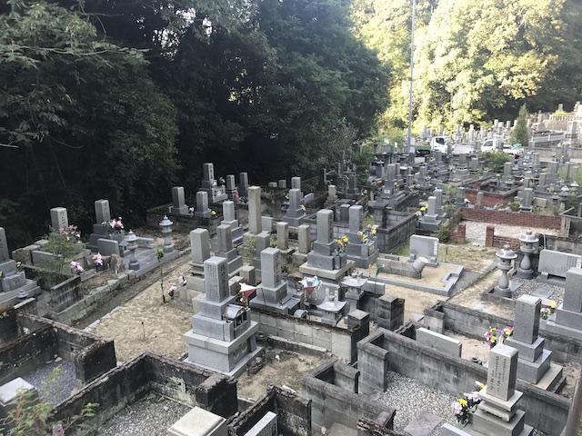 呉市営 吉浦墓地-01