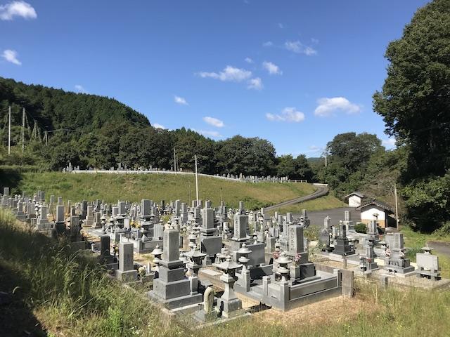 三次市粟屋墓地06