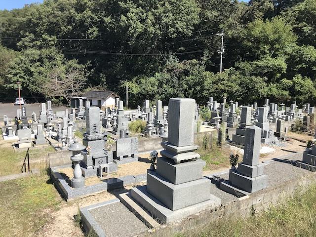 三次市粟屋墓地05