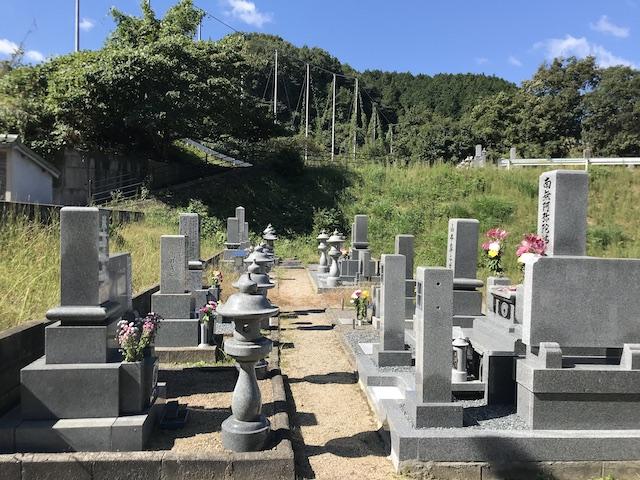 三次市粟屋墓地04