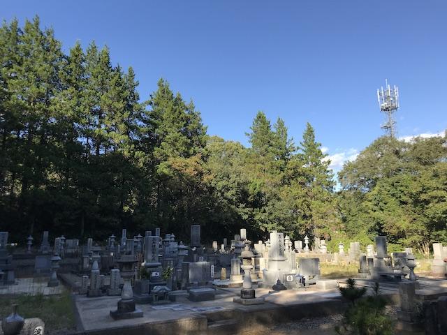 三次市 安田墓地05