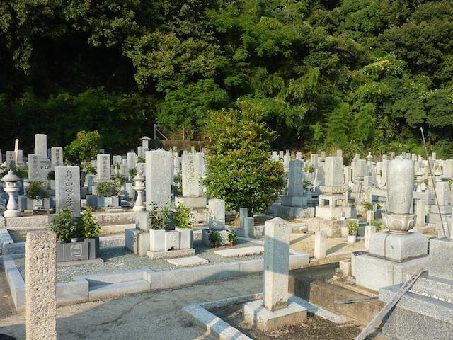 千秋寺境外墓地05