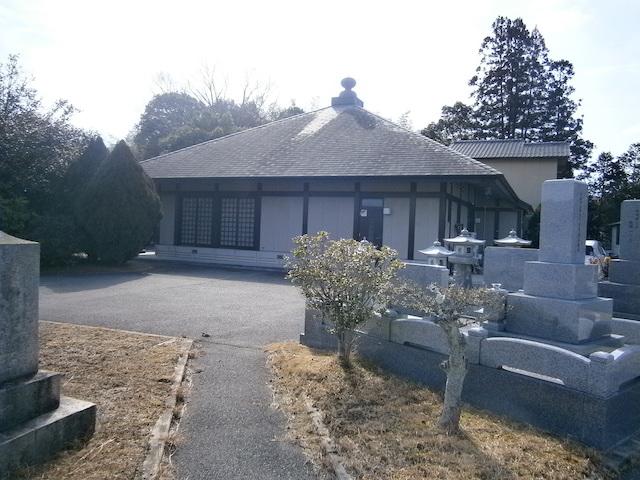 南泉寺墓地06