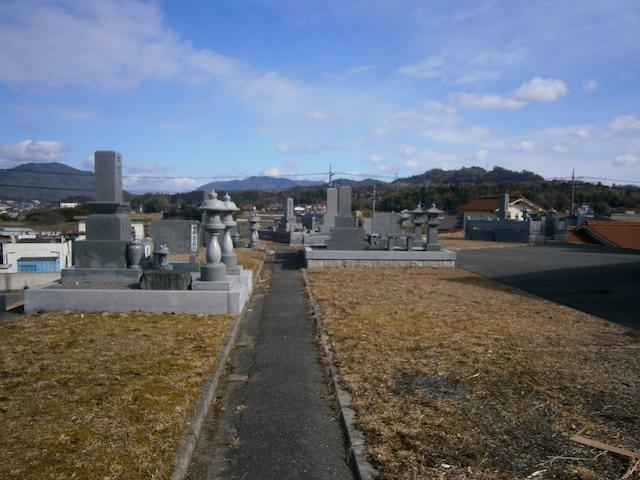 南泉寺墓地05
