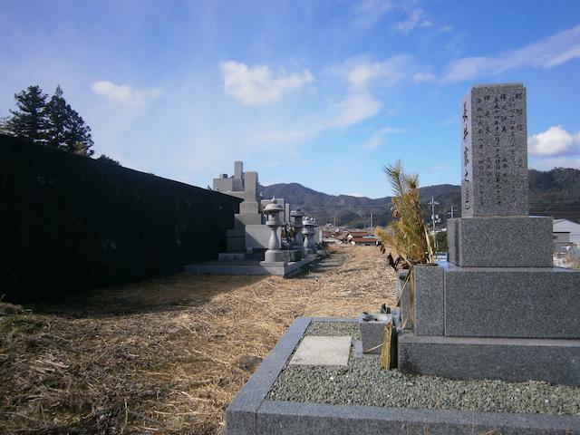 南泉寺墓地03