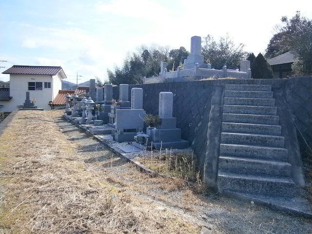 南泉寺墓地01
