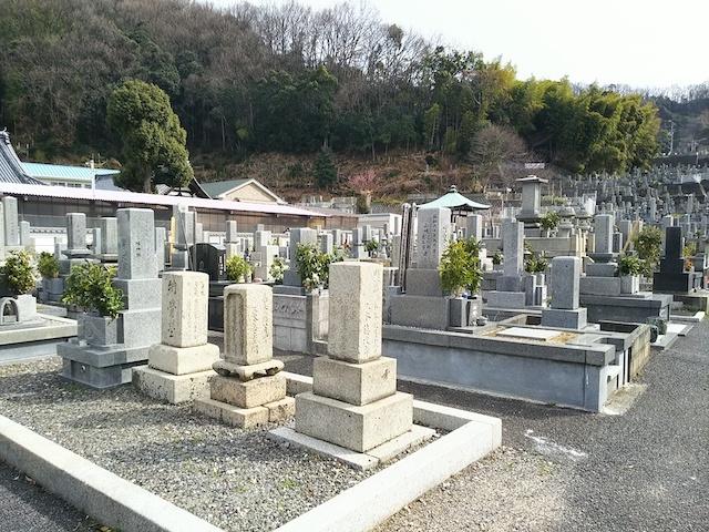 松山市営 天徳寺境外墓地03