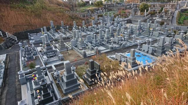 小越墓園−c