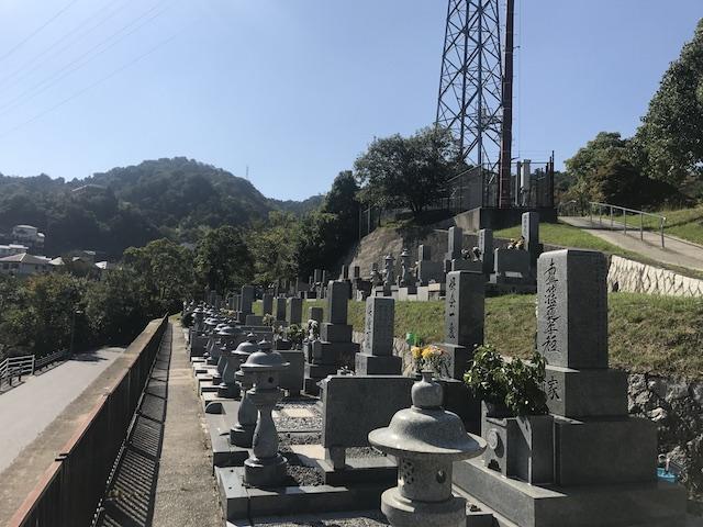 三滝墓園_c