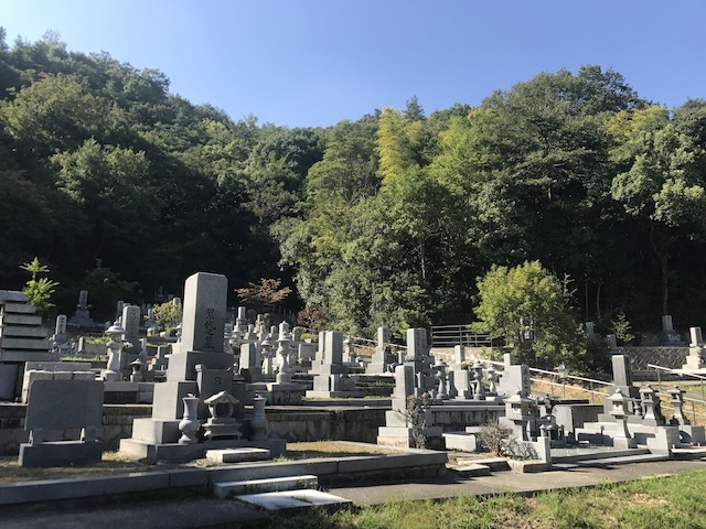 三滝墓園_d