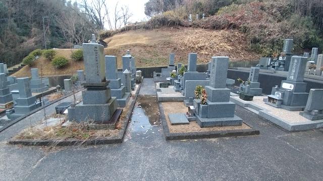 福山市芦田町神有地墓苑05