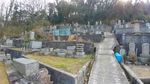福山市 内海町町共用墓地04