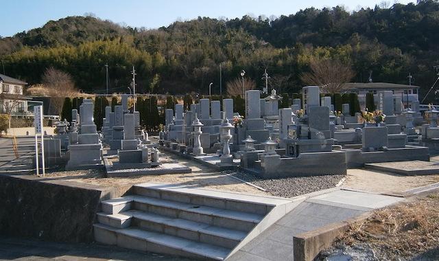 蓮花寺墓苑05