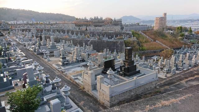 小越墓園−f