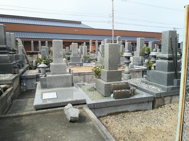 松山市営 和気墓地04