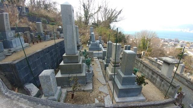 福山市 内海町町共用墓地02