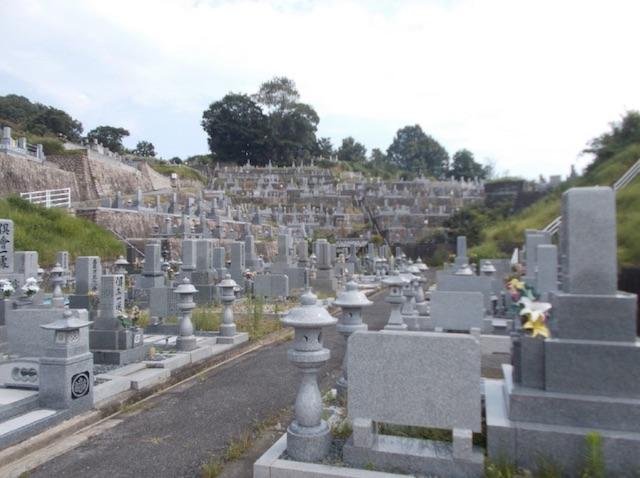 広島市営 小越墓園_01