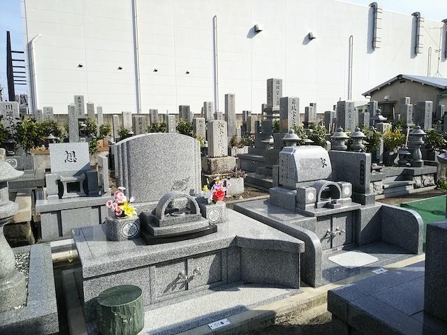 松山市営 小坂墓地05