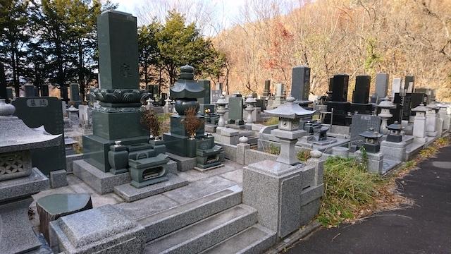 上田市営 丸子霊園04