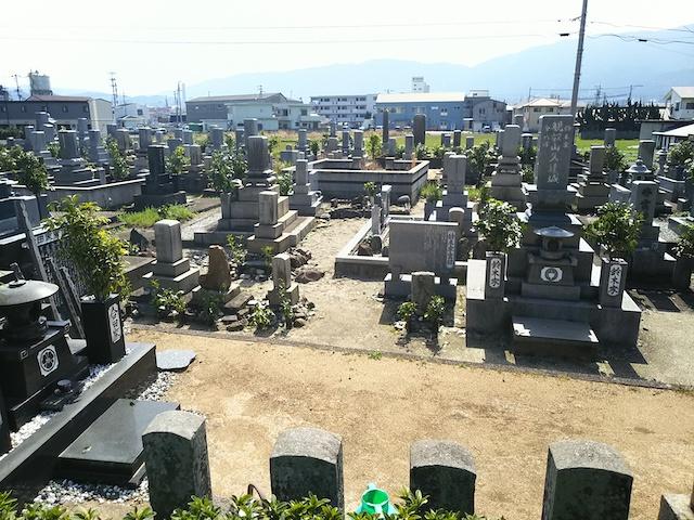 四国中央市営 新浜墓地_03