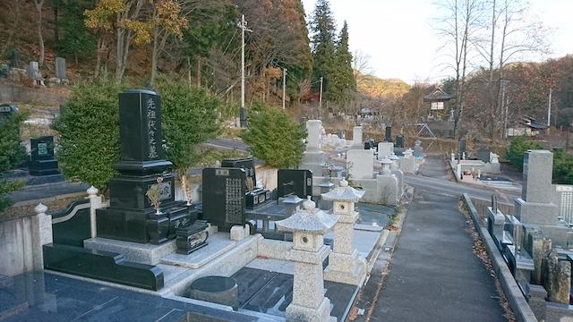 上田市営 真田古城霊園05