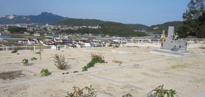新田岡山墓地02
