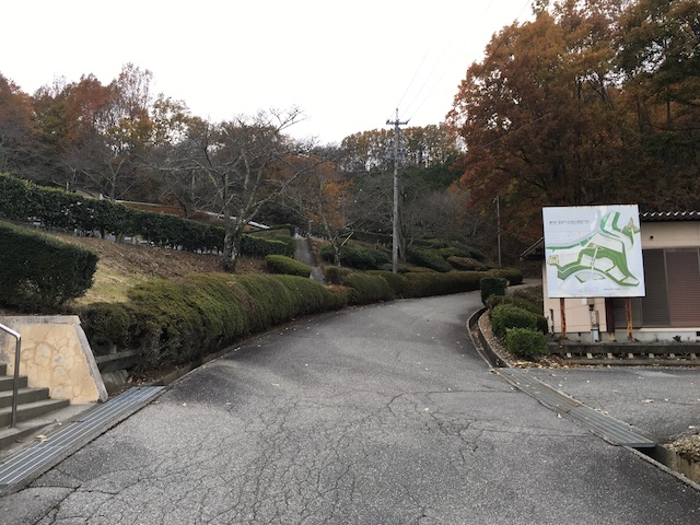 飯田市営 桐林墓地公園03