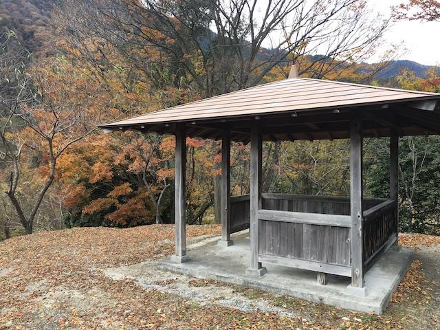 南木曽町営 神戸霊園01