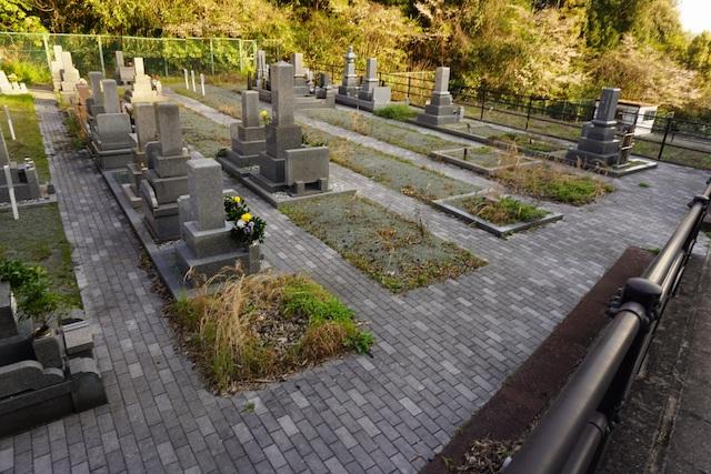 木之庄墓苑05