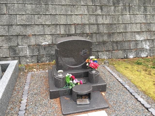 諏訪市営 角間新田墓地05