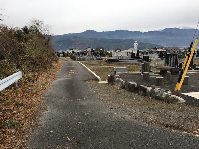 宮田村営 駒ヶ原墓地03