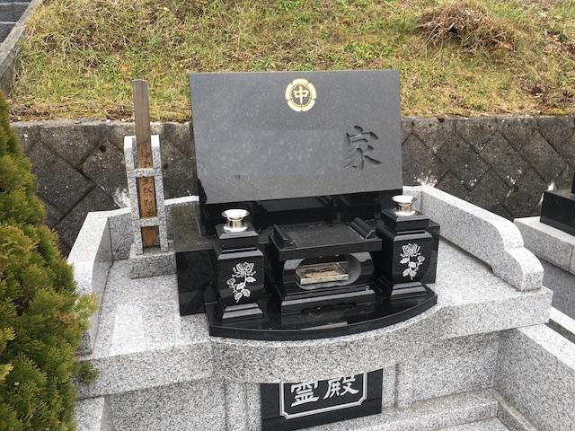 塩尻市営 東山霊園05