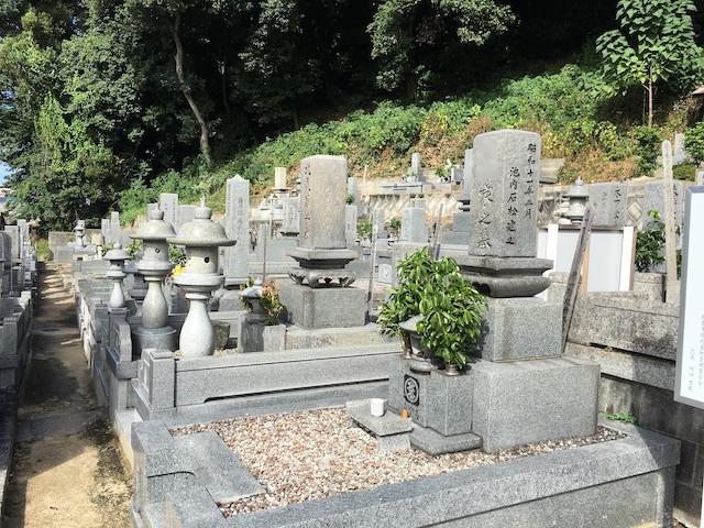 龍泰寺墓苑05