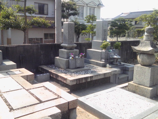 正林寺墓苑04