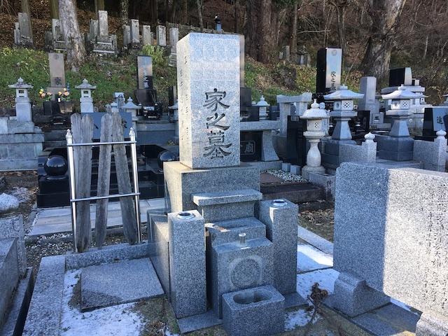 佐久市営 臼田第二霊園04