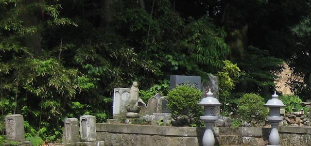 寿楽寺墓地−02