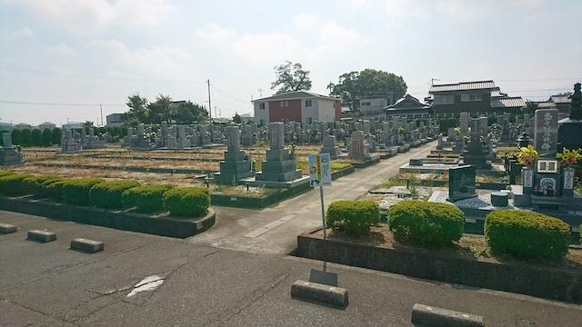 葛原南墓地05