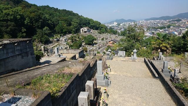 琴平町営 柳谷霊園04