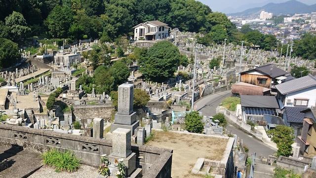 琴平町営 柳谷霊園06