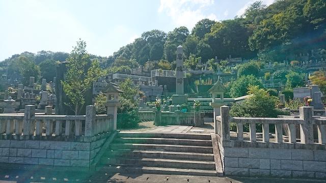 琴平町営 柳谷霊園01