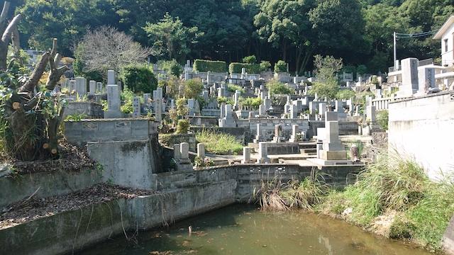 琴平町営 柳谷霊園07