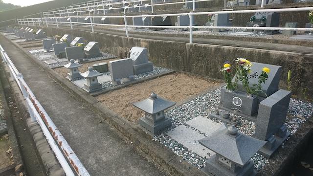 丸亀市営 十三塚墓地02