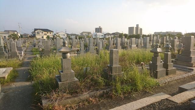 丸亀市営 城南共葬墓地05