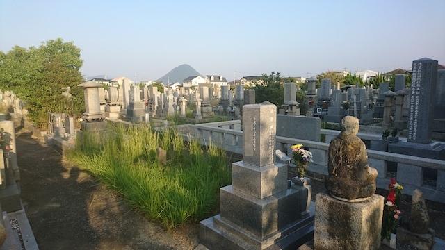丸亀市営 城南共葬墓地04